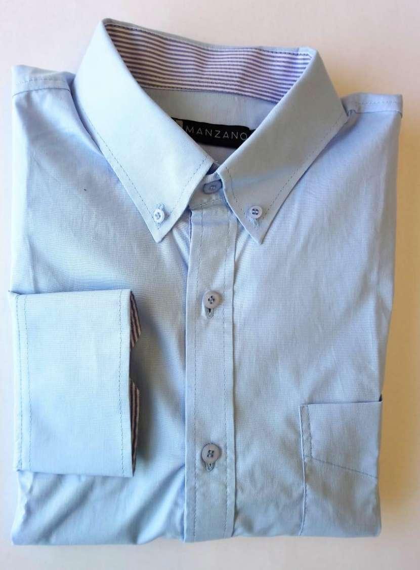Camisas de vestir Manzano - 1