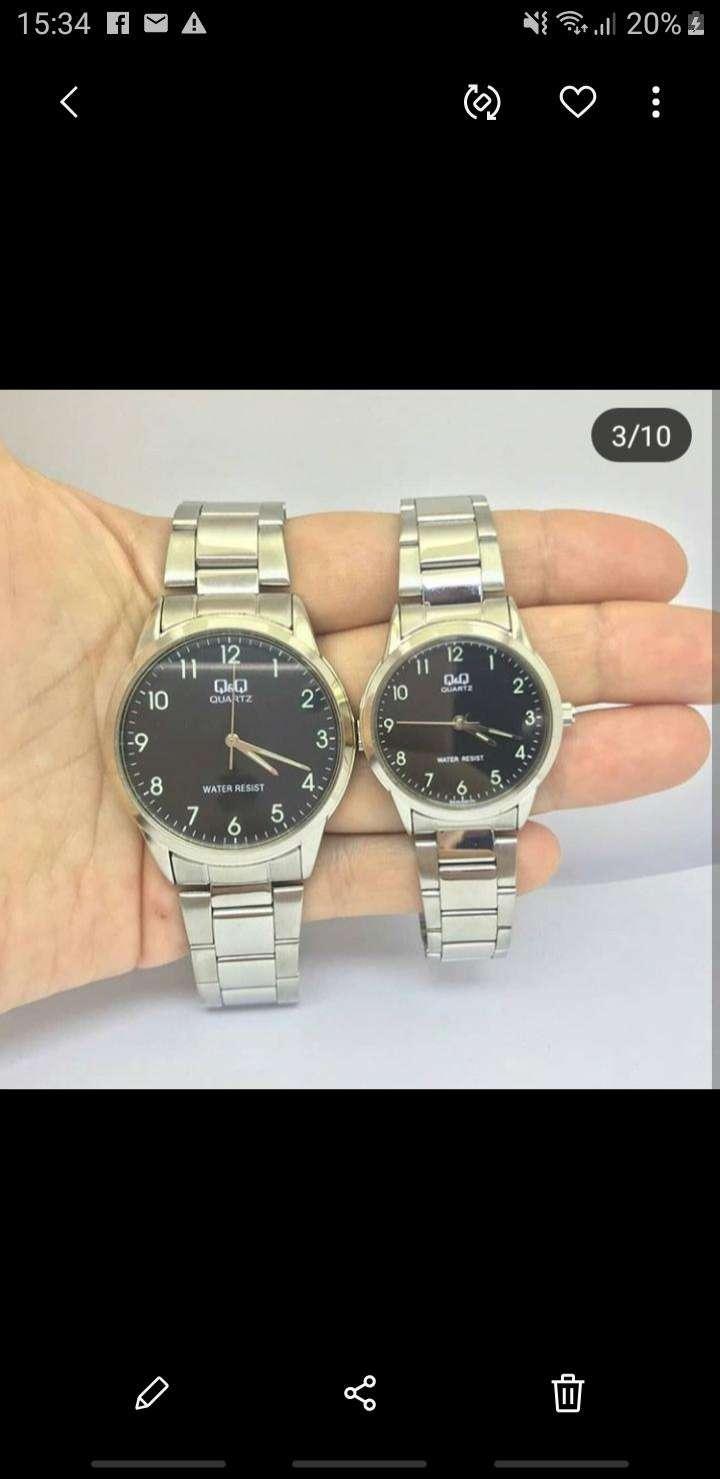 Relojes Q&Q completo traído de USA - 4