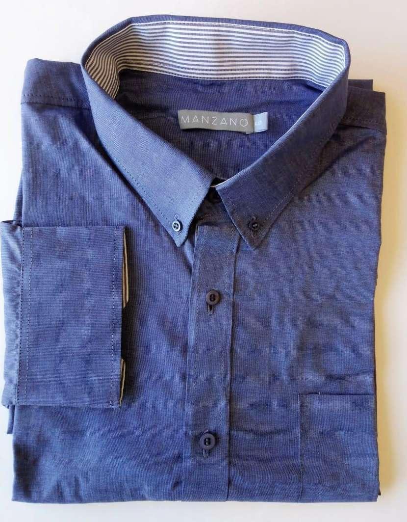 Camisas de vestir Manzano - 4