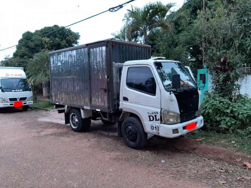 Camión Furgón Star 2011