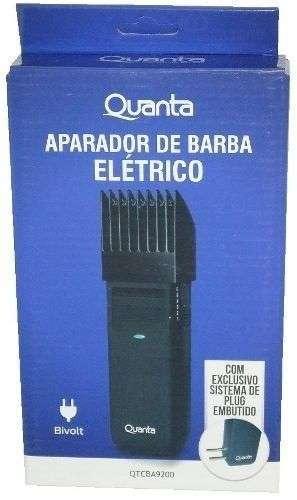 Cortador de barba eléctrico Quanta - 0