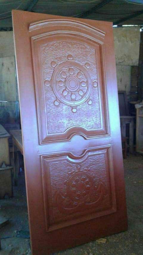 Puerta Tallada - 0