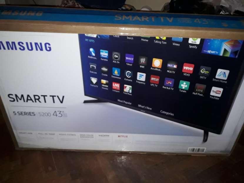 TV Smart Samsung - 0
