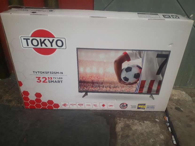 TV Smart Tokio - 0