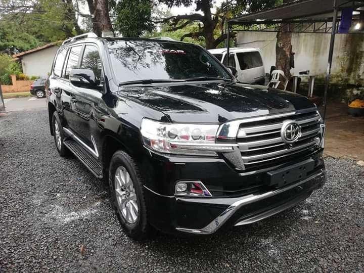 Toyota Land Cruiser VX 2018 - 0