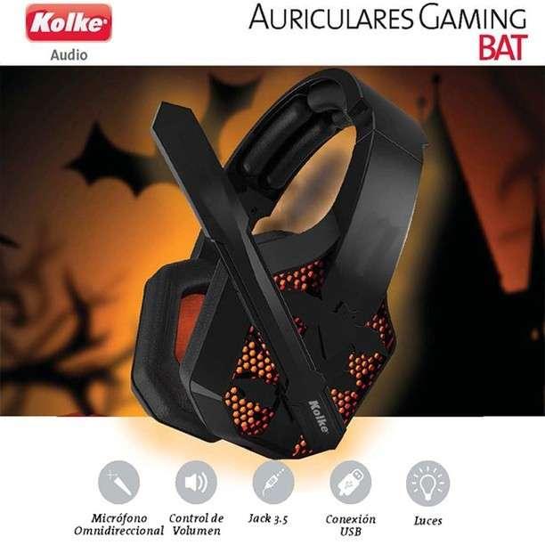 Auricular gamer Kolke BAT KGA-145 - 0