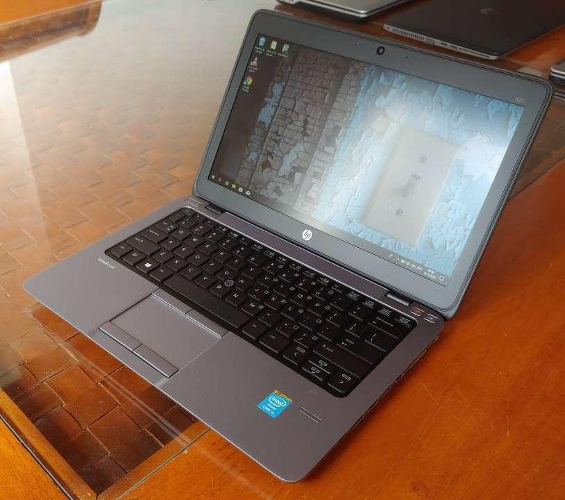 Notebook HP Elitebook 820 i5 8Gb SSD - 4