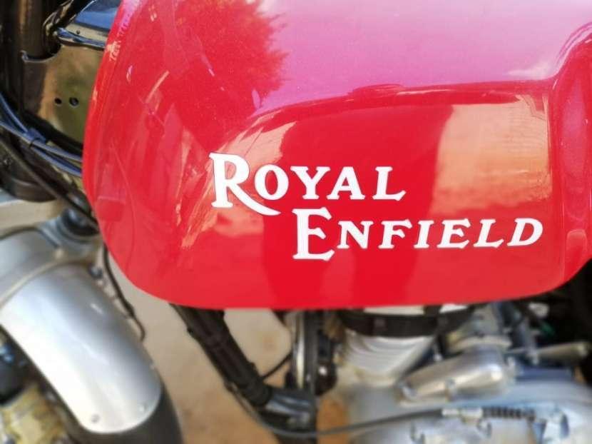 Moto Royal Enfield - 2