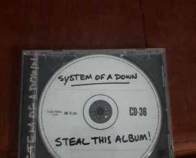 Álbum de system of a down