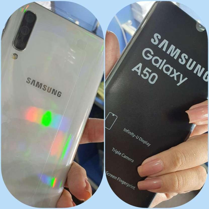 Samsung Galaxy A50 nuevo - 0