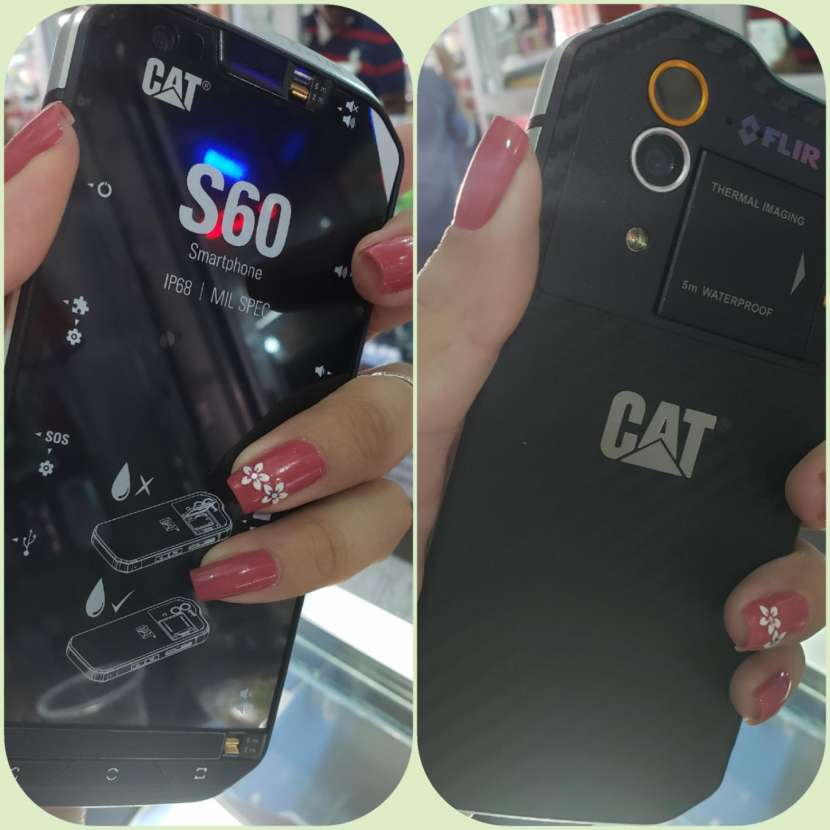 CAT S60 nuevo - 0