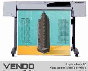 Impresora HP para planos