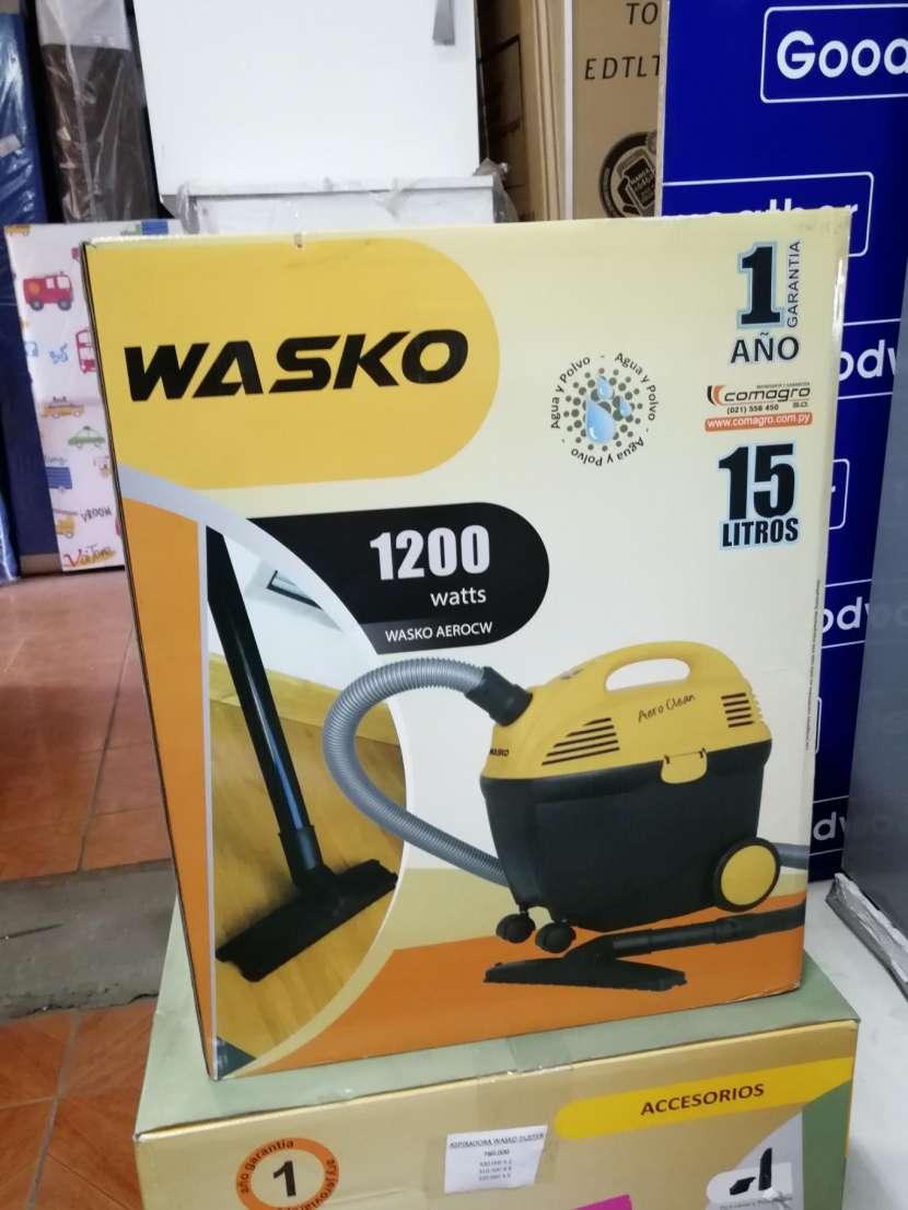 Aspiradora Wasko 15 litros - 0