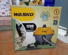 Aspiradora Wasko 25 litros