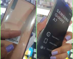 Samsung Galaxy A7 2018 nuevo