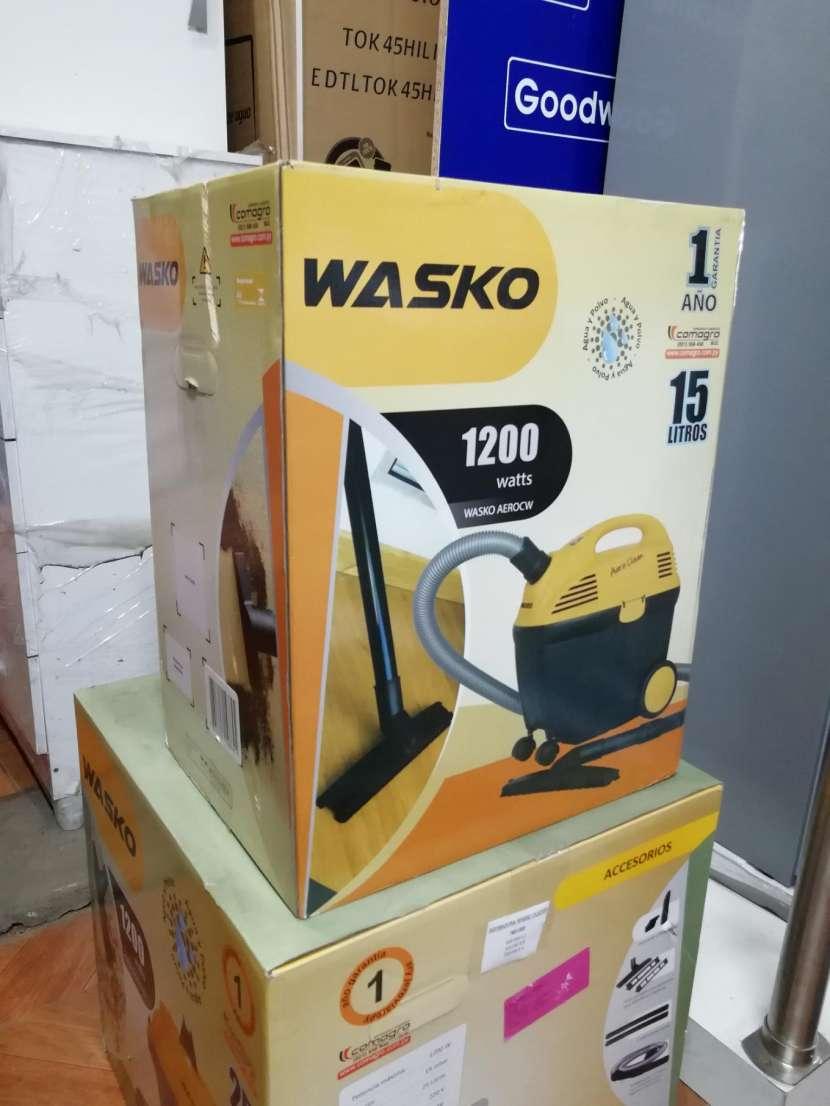 Aspiradora Wasko 15 litros - 1