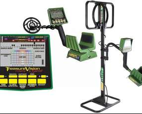 Detector de Tesosro Metales Garrett GTI 2500 Ojo de Aguila