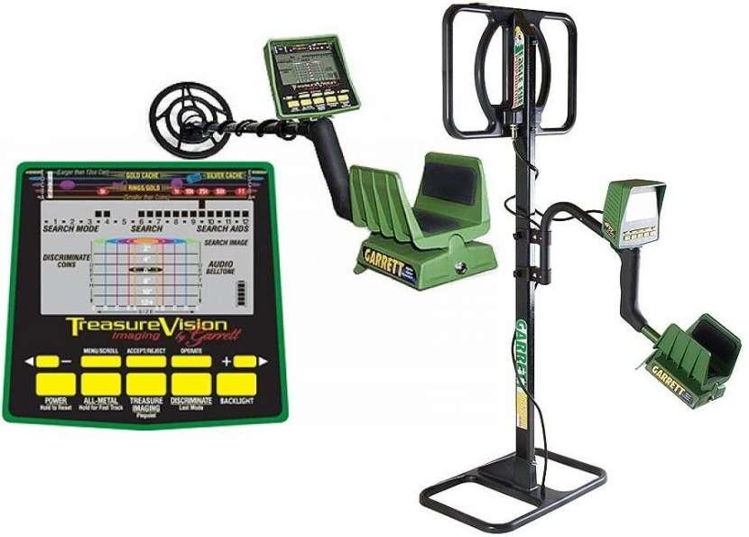 Detector de Tesosro Metales Garrett GTI 2500 Ojo de Aguila - 0