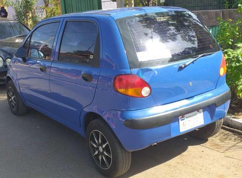 Daewoo modelo matiz 2000 - 2