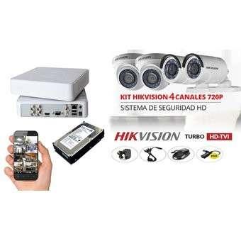 CCTV Hikvision - 4