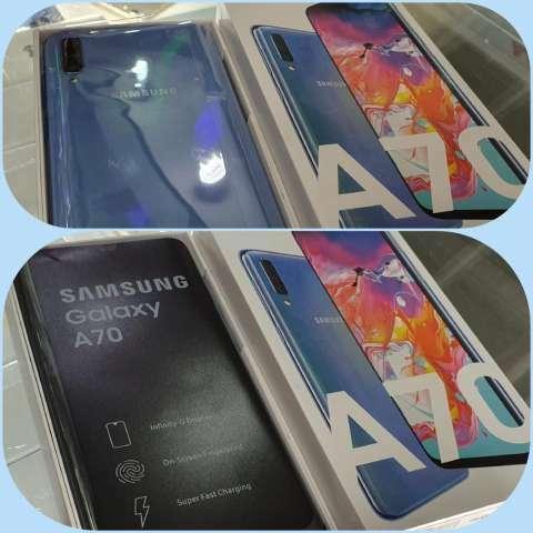 Samsung Galaxy A70 de 128 gb - 0