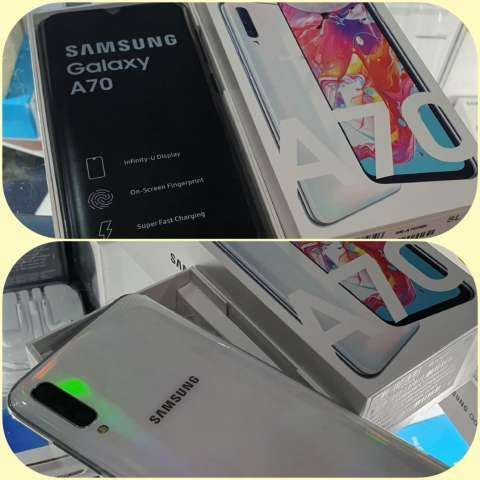 Samsung Galaxy A70 nuevo - 0