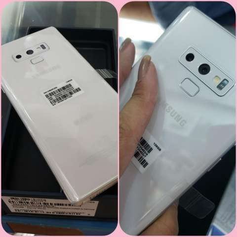 Samsung Galaxy Note 9 nuevo - 0