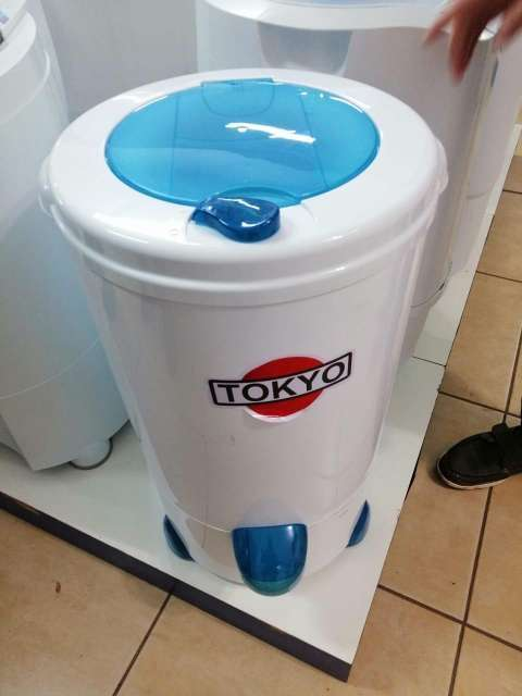 Centrifugadora Tokyo 7 kg - 0