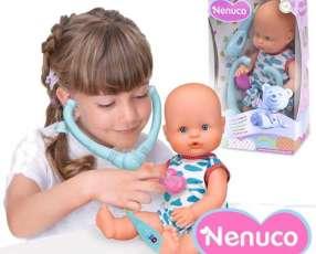 Muñeca Nenuco Cuidados Médicos