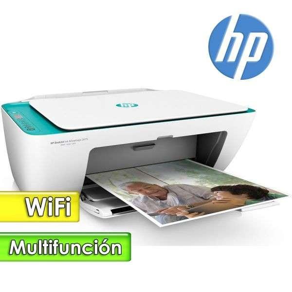 Impresora WiFi Multifuncion HP 2675 - 0
