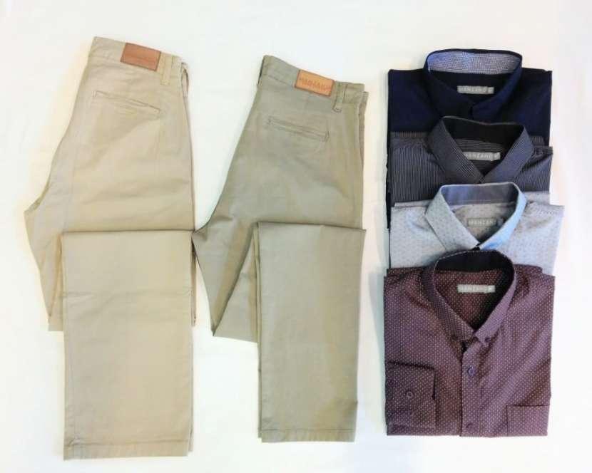 Camisas y pantalones manzano - 6