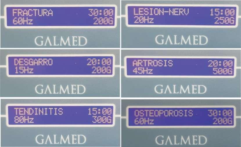 Magneto terapia con 1 tunes y 2 placas - 1