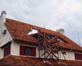 Reparaciones de techos