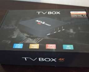 TV Box andorid con 2.000 canales HD