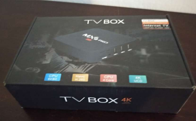 TV Box andorid con 2.000 canales HD - 0