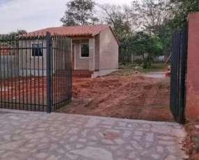 Casa a Estrenar en Capiatá La Lomita