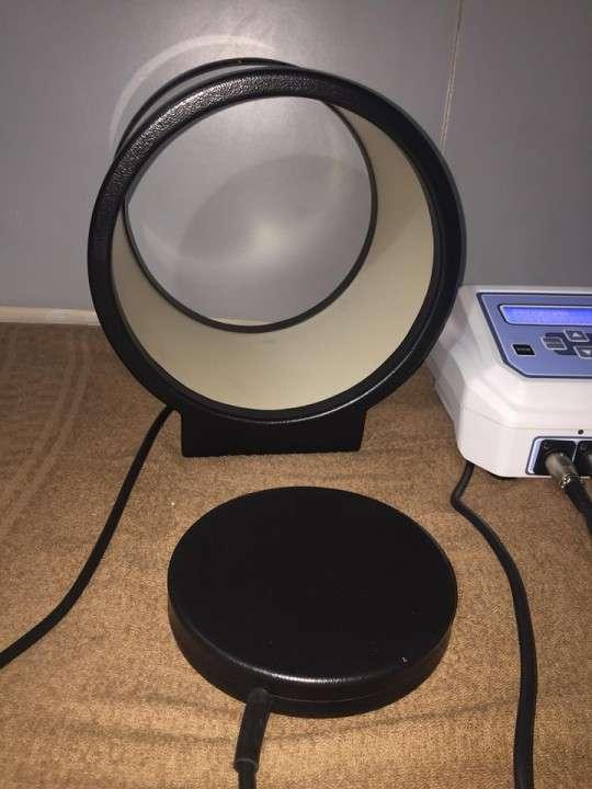 Magneto Terapia Digital con 2 placas y 2 túneles - 2