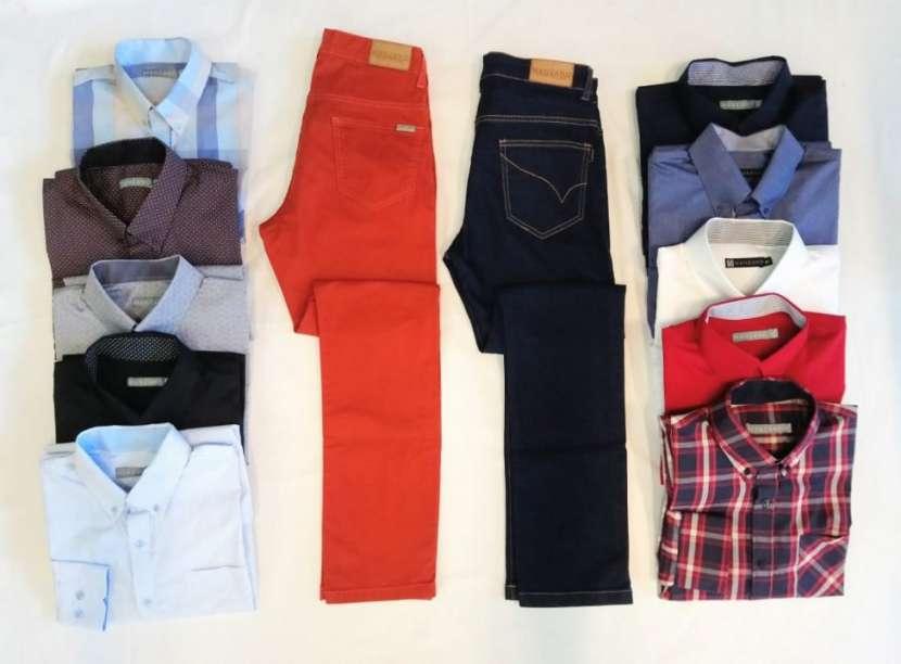 Camisas y pantalones manzano - 8