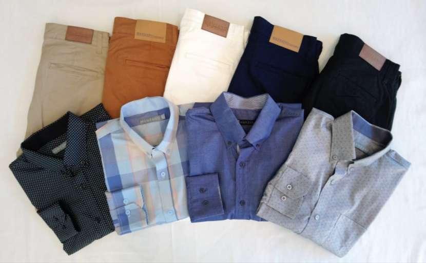 Camisas y pantalones manzano - 5