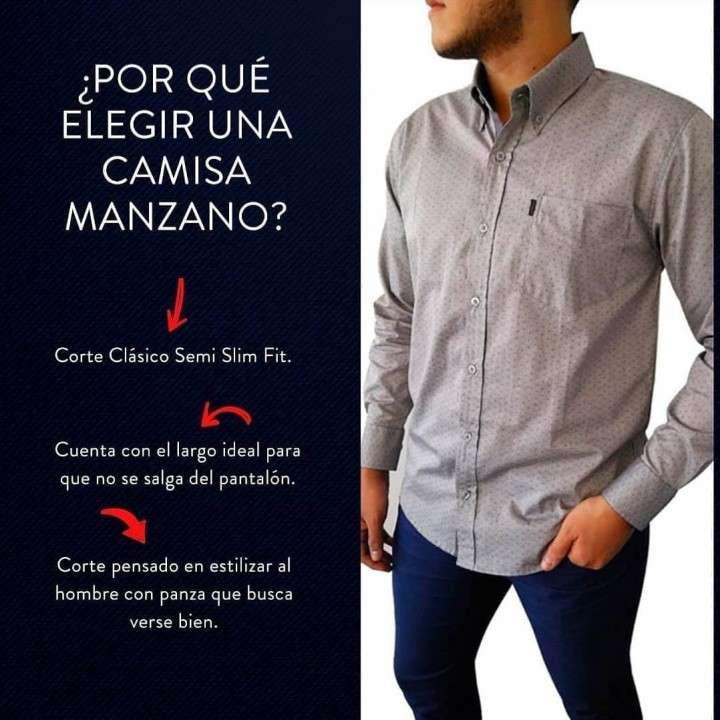 Camisas y pantalones manzano - 0