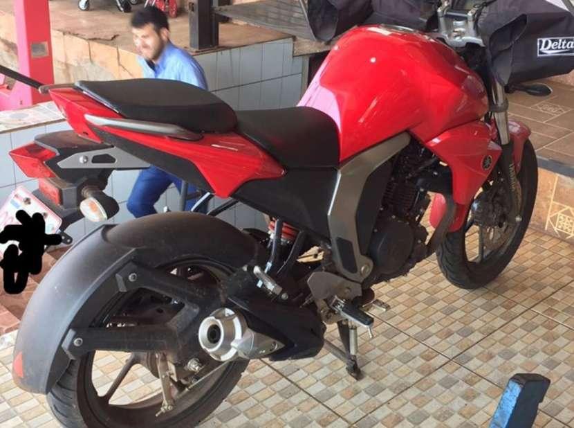 Moto FZ Yamaha - 0