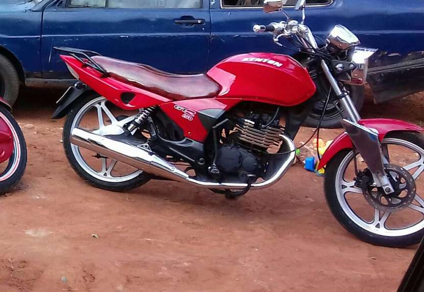 Moto Kenton GTR 150 - 0