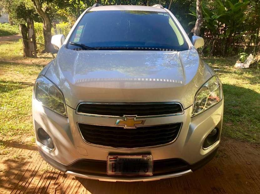Chevrolet Tracker 2015 - 1