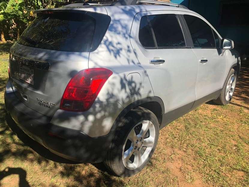 Chevrolet Tracker 2015 - 2