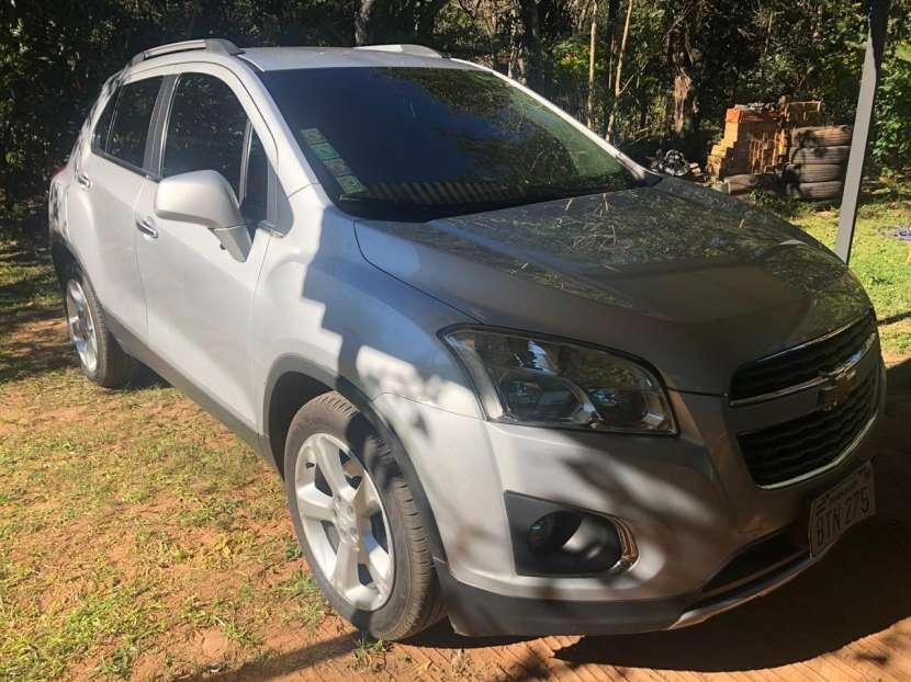 Chevrolet Tracker 2015 - 3