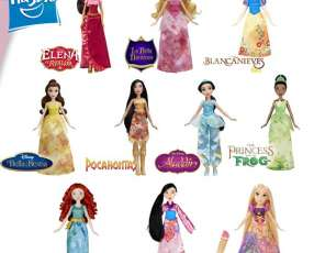 Muñecas Disney Princess de Hasbro