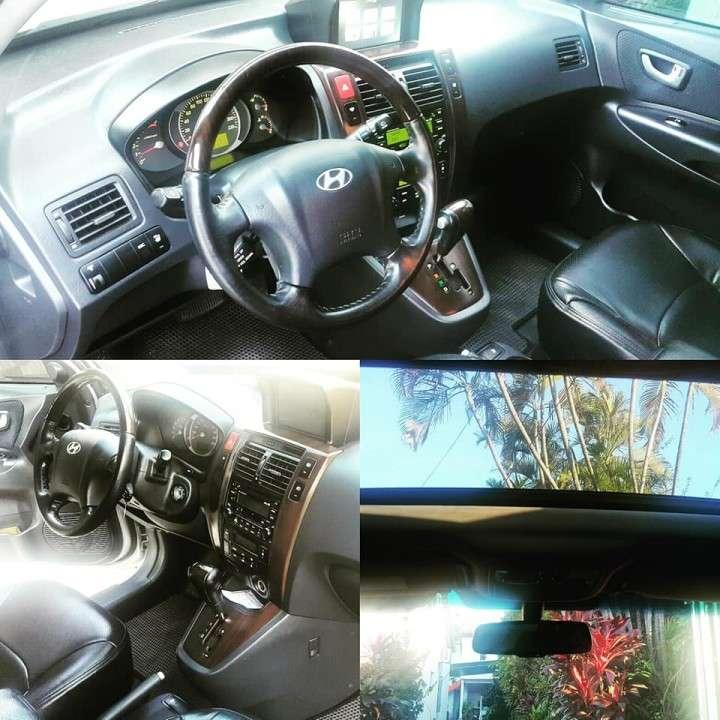 Hyundai Tucson 2008 - 2