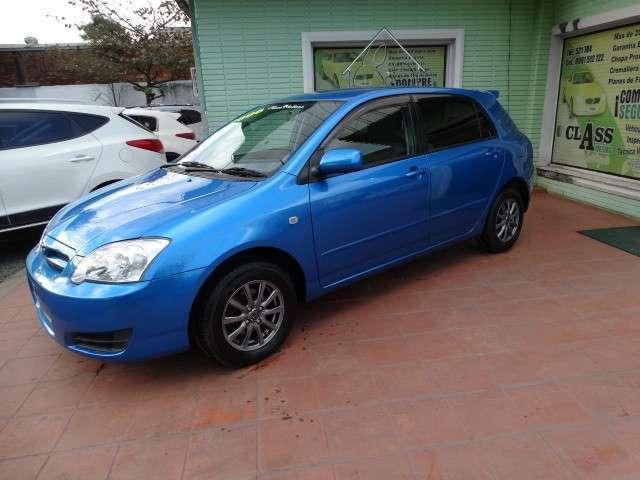 Toyota Runx 2006 - 0