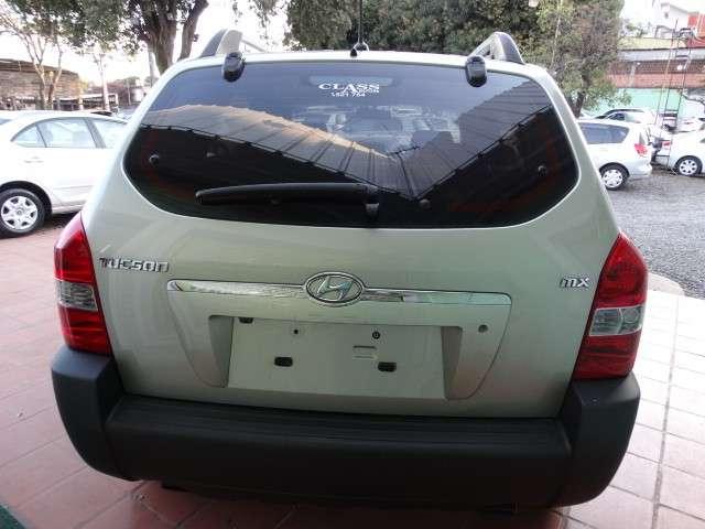 Hyundai Tucson 2005 chapa definitiva en 24 Hs - 2