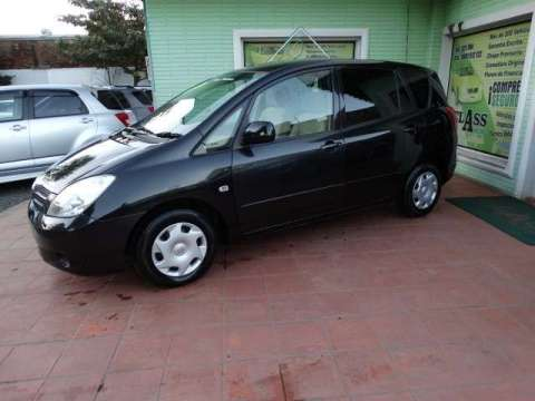 Toyota Spacio 2002 chapa definitiva en 24 Hs
